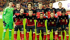 Belgium take outright top spot in FIFA...