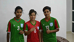 U-19 girls end AFC Qualifiers campaign...