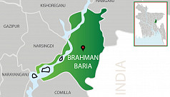 Teen sexually harassed in Brahmanbaria