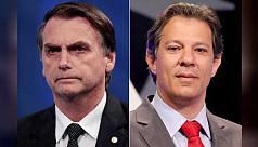 Brazil's Bolsonaro poised to win presidency...