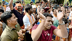 Clashes as Indian temple prepares to...