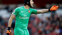 Recovered Cech to face Blackpool in...