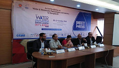 Dhaka to host 2nd International Water...