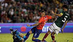 Last-minute goal gives Chile win over...