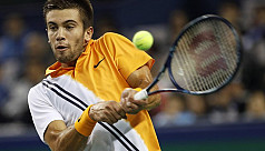 Federer stunned by Coric in Shanghai...