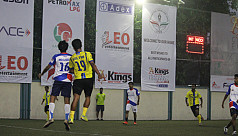 Kings, City Bank, Therap win in Corporate...