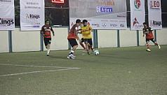 Bando continue unbeaten run in Corporate Football