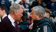 Moyes: Mourinho has backing of Man United...