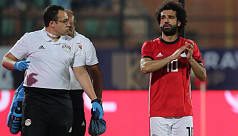 Injury forces Salah out of Egypt...