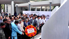 DU commemorates 1985 Jagannath Hall...