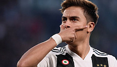 Dybala flourishes with hat-trick in...