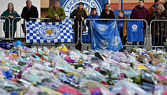 Leicester's Thai boss killed in helicopter...
