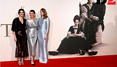 Emma Stone's 'The Favourite' at London Film Festival