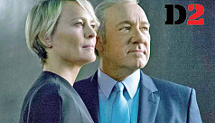 Frank Underwood is dead but looms large...