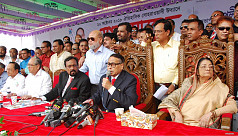 Ershad: Jatiya Party will contest in...