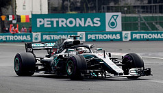 Hamilton seals fifth title