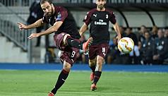 Higuain says Juventus made him...