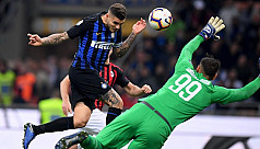 Last-gasp Icardi header grabs Inter...