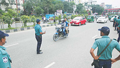 DMP reboots traffic week
