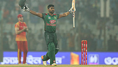 Imrul becomes highest Bangladeshi scorer...