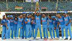 India ahead in Asia as World Cup...