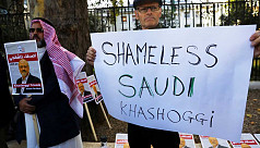 Saudi sent 'cover-up team' to dispose...