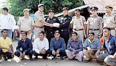 India deports seven Rohingyas to Myanmar...
