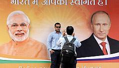US, Chinese unease as Putin seeks India...