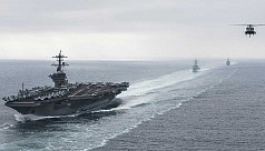 After US warning, Iran says its navy will still operate in Gulf
