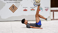 Jhohan's ascent to Guinness Record...