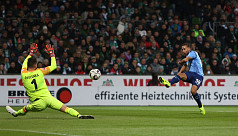 Bremen smashed at home by Leverkusen...