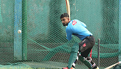 Liton included in Test squad as back-up...