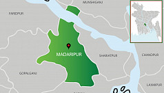 Policeman shot in Madaripur clash centring...
