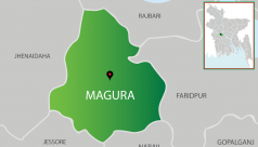 Newly-wed couple committed suicide in Magura
