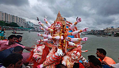 Durga Puja Idols to be immersed by 10pm...
