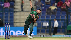 Mashrafe to be back training in two...