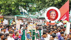 Too many Awami League candidates for...