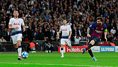 Messi, Barcelona outgun Spurs as Neymar...