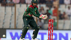 Mushfiq reaches 200 dismissals in...