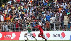 Palestine coach praises Bangladesh...