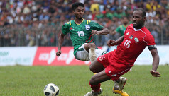 Palestine knock-out gritty Bangladesh in Gold Cup