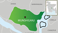 Two killed in Munshiganj