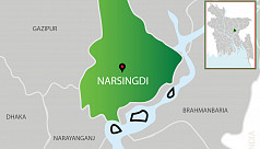 2 cases filed over Narsingdi clash