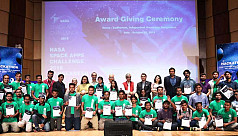 Nasa will welcome Bangladeshi winners...