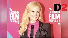 Nicole Kidman radically transforms for...