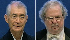 US, Japanese pair win Nobel Medicine...