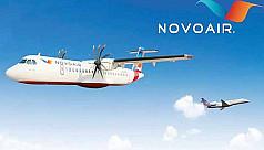 NOVOAIR to start Barisal flights from Sunday