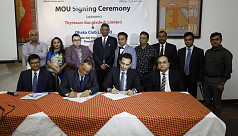 Thyrocare Bangladesh Ltd signs agreement...