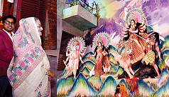 Durga Puja begins with Bodhon