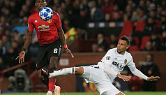 Tepid Man United held to goalless draw...